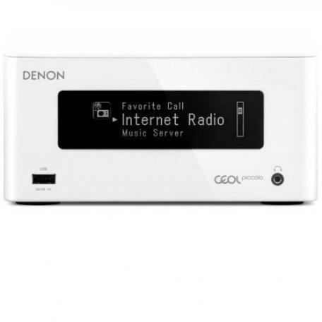 Denon DRA-N4 gloss white