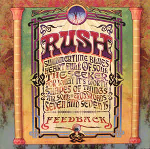Rush FEEDBACK (200 Gram)