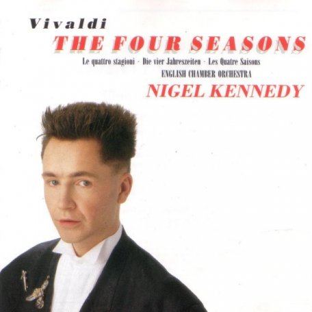 Nigel Kennedy VIVALDI: THE FOUR SEASONS (180 Gram)