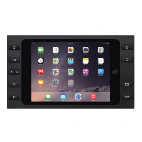 iPort SURFACE MOUNT BEZEL BLACK WITH 10 UTTONS (For iPad Mini 4)