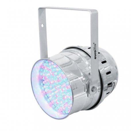 Eurolite LED PAR-64 RGBA spot alu