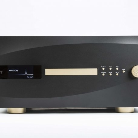 DCS Vivaldi ONE CD/SACD Upsampling Player/Network Streamer (Black laquerl)