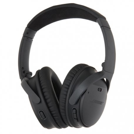 Bose QuietComfort 35 II Wireless Headphones Black WW