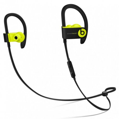 Beats Powerbeats3 Wireless - Shock Yellow (MNN02ZE/A)