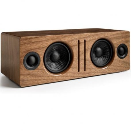 Audioengine B2 Bluetooth walnut