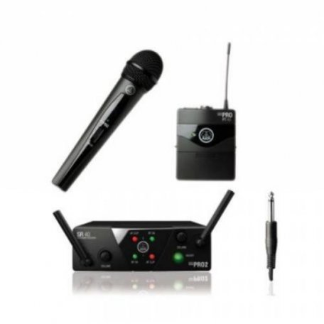 AKG WMS40 Mini2 Mix Set BD US45A/C (660.700&662.300)