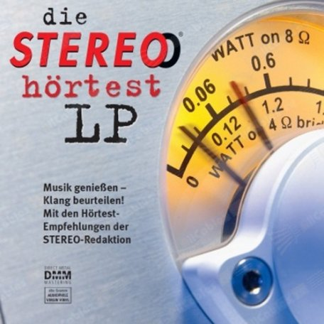 In-Akustik Die Stereo Hortest LP