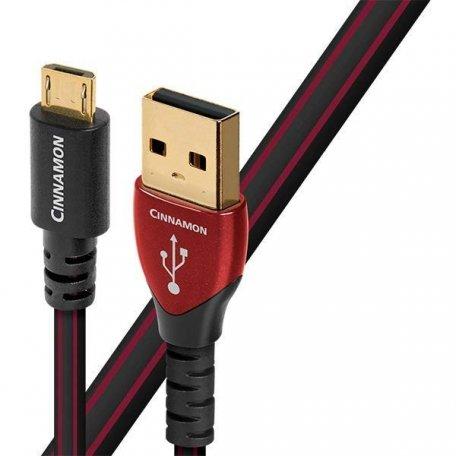 Audioquest Cinnamon USB-A - USB-Micro 5.0m