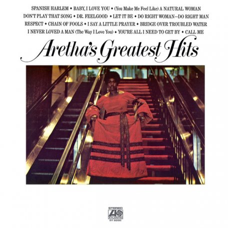 Aretha Franklin ARETHA'S GREATEST HITS (140 Gram)