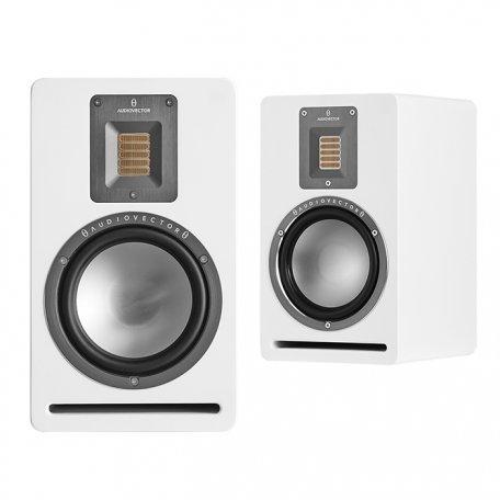 Audiovector QR 1 White Silk