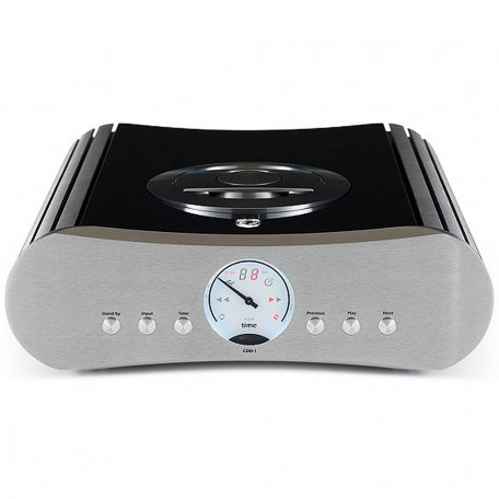Gato Audio CDD-1 High Gloss Black