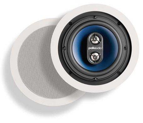 Polk Audio RC-6S white