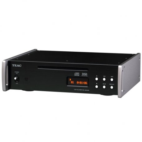 Teac PD-501HR black