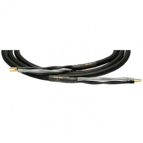 Silent Wire LS7 Speaker Cable 2x2.5m Bi-Wire