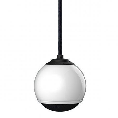 Gallo Acoustics Micro Single Droplet Gloss White + black cable (GM1GWDROP)
