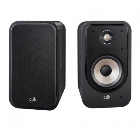 Купить Полочную акустику Polk Audio Signature S20 E Black в Москве, цена: 31990 руб,  - интернет-магазин Pult.ru