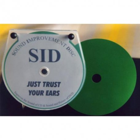 Sound Improvement Disc SID model 14