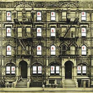 Led Zeppelin PHYSICAL GRAFFITI (Deluxe Edition/Remastered/180 Gram)