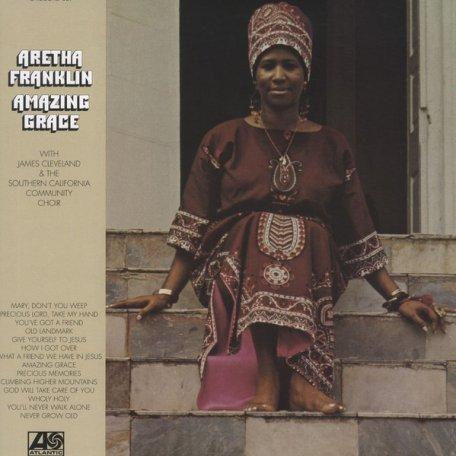 Aretha Franklin AMAZING GRACE (W519)