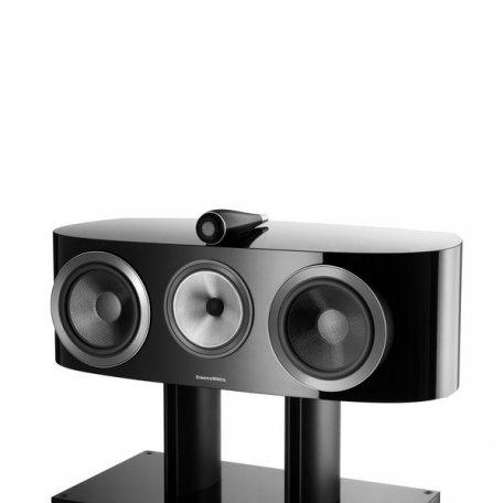 B&W HTM1 D3 gloss black