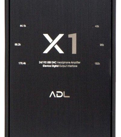 ADL X-1 silver