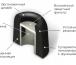 Амбушюры Comply Tx-100 Black Large (3 пары) картинка 2