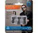 Амбушюры Comply Tx-400 Black Medium (3 пары) картинка 3