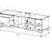 Подставка Sonorous MD 9540-B-INX-WNT картинка 2