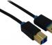 Prolink PB460-0150 (Кабель USB - USB 3.0 (AM-BM), 1,5м.) картинка 1