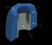 Амбушюры Comply S-400 Blue Medium (3 пары) картинка 5