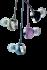 Наушники Focal Sphear Wireless purple картинка 3