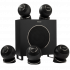 Комплект акустики Cabasse EOLE 4 SYSTEM 5.1 black картинка 5