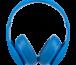 Наушники Monster Adidas Originals Over-Ear Headphones Blue (137011-00) картинка 3