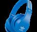 Наушники Monster Adidas Originals Over-Ear Headphones Blue (137011-00) картинка 6