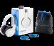 Наушники Monster Adidas Originals Over-Ear Headphones White (137013-00) картинка 8