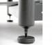 Подставка модульная Atacama Equinox Single Shelf Module AV white/piano black (полка) картинка 4