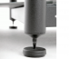 Модульная подставка Atacama Equinox 2 Shelf Base Module AV black/piano black картинка 2