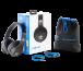 Наушники Monster Adidas Originals Over-Ear Headphones Black (137012-00) картинка 5