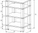 Подставка Sonorous RX 5040-TRP-INX картинка 2